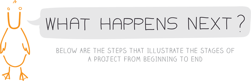 what happens next - header